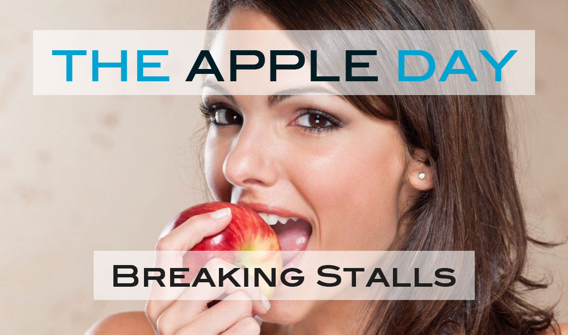 HCG Diet Stalls: The Apple day