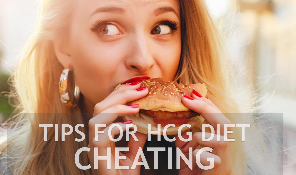 HCG Diet Tips: Cheating